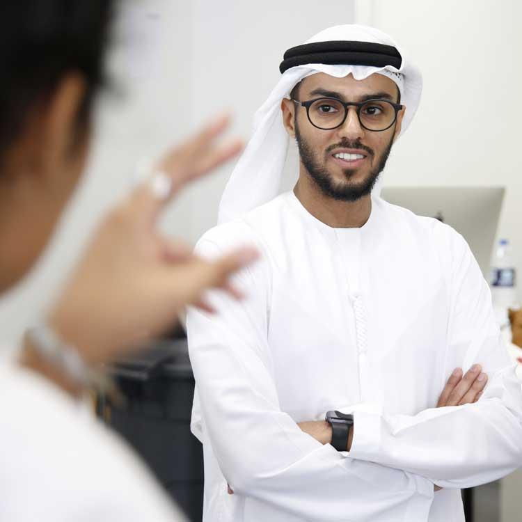 Designer Salem Al-Qassimi in conversation