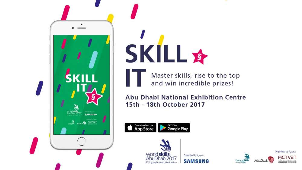 Skill It - Mobile app for iPhone and Android